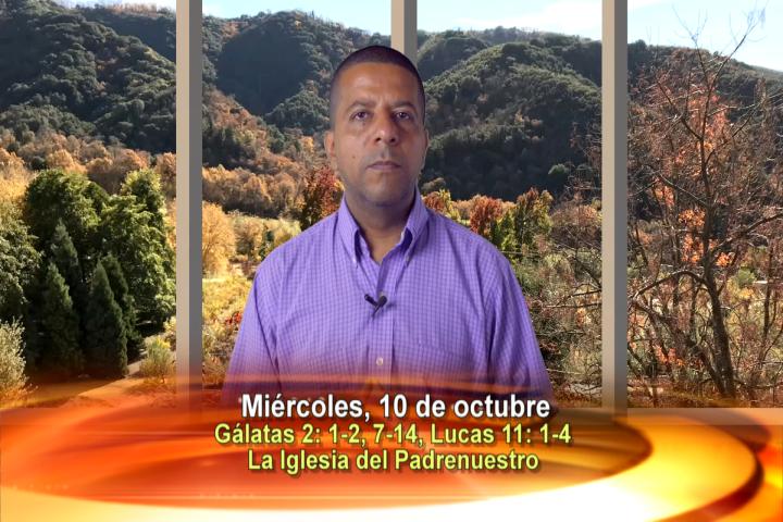 Artwork for Dios te Habla con Oscar Arlés Soto Varona;  Tema el hoy: la Iglesia del Padrenuestro
