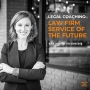 Artwork for  Legal Coaching: Law Firm Service of the Future with Jennifer Gerstenzang [LGE 71]