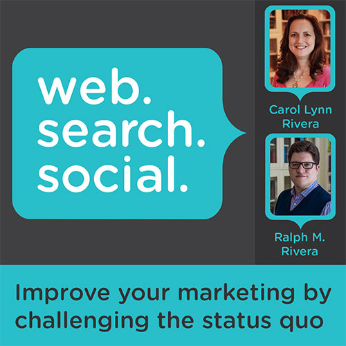WSS #0025: BLOG > Web, Search And Social Marketing: DIY Or CTM?
