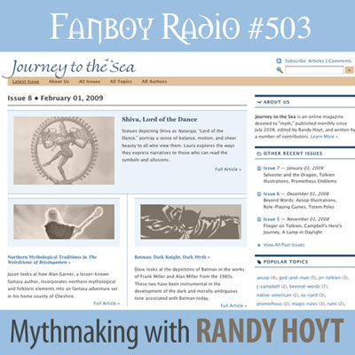 Fanboy Radio #503 - Myth in Comics