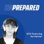 Artwork for 030 - Unprepared: Improving Your Customers' Post-Purchase Experience With Val Geisler