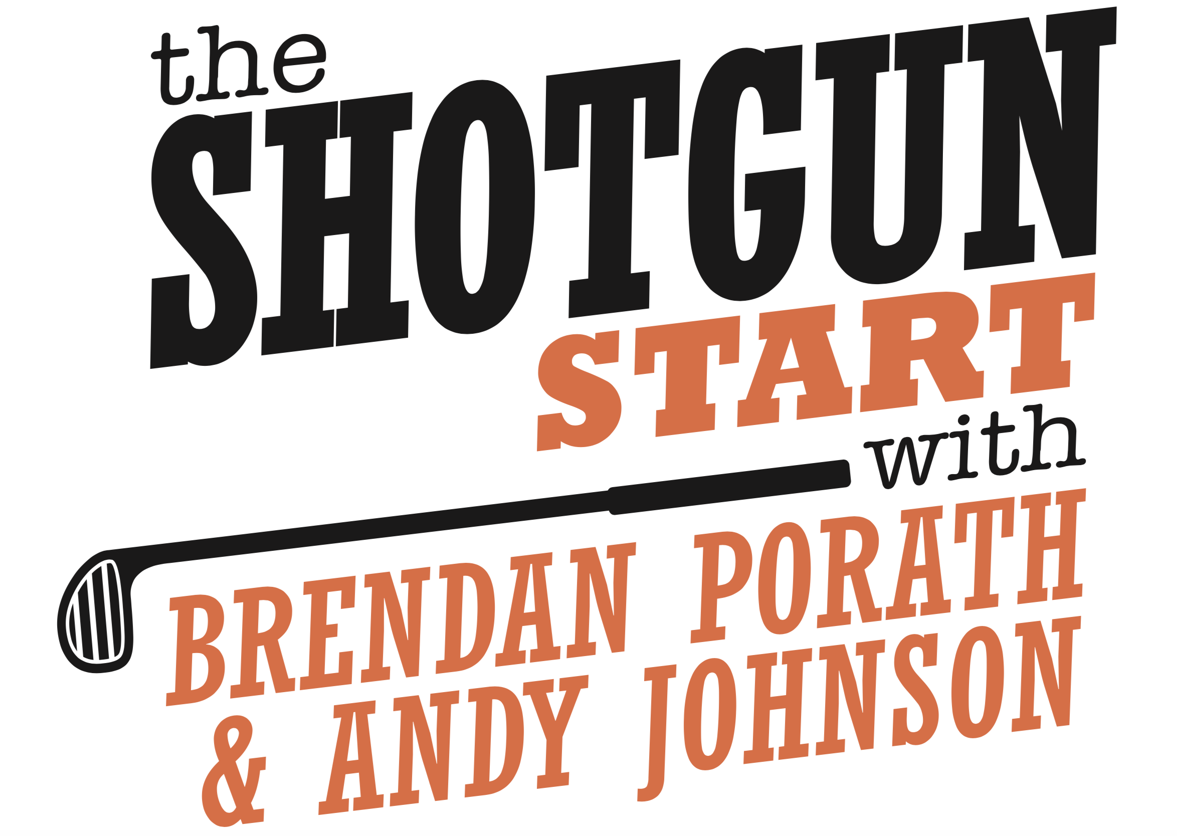 The Shotgun Start show art