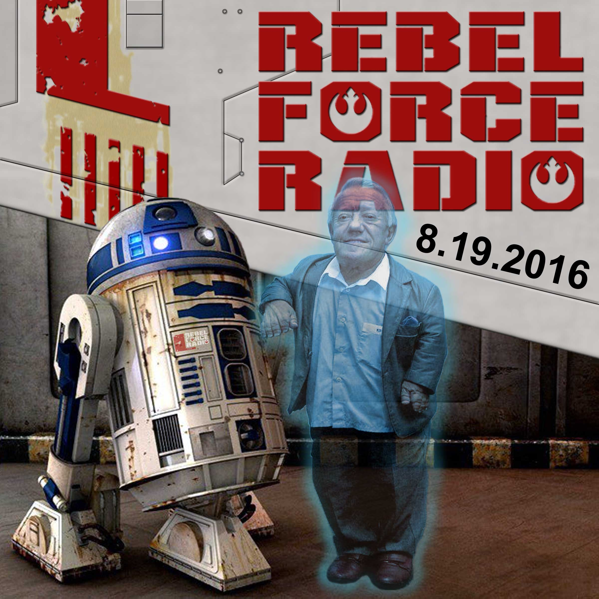 Rebel Force Radio: August 19, 2016