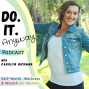 """Artwork for EP 14: FEAR OF BEING JUDGED + POWER OF """"NO! + STEPPING OUT OF FEAR + RECLAIMING YOUR LIFE AND BUSINESS"""