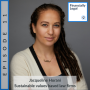 Artwork for 11: Can you build a sustainable values-based law firm and offer services to clients at an affordable rate? An interview with Jacqueline Horani from Legally Unconventional