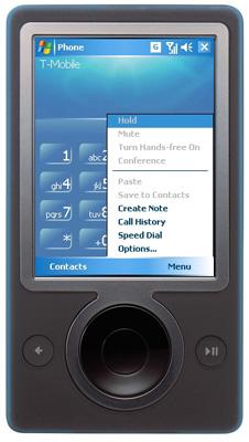 Steve Ballmer habla sobre el posible teléfono Zune