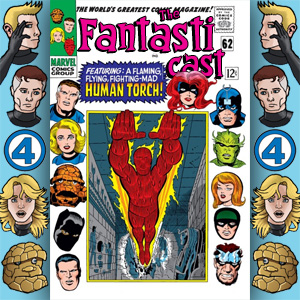 Episode 62: Fantastic Four #54 - Whosoever Finds The Evil Eye...