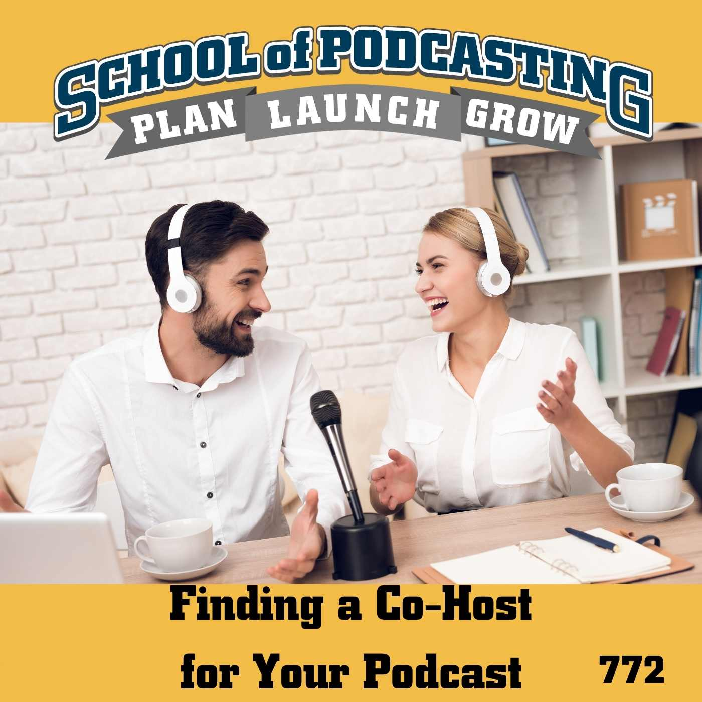 How to Find and Choose a Co-host for Your Podcast