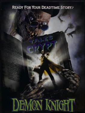 Episode 16- Tales From the Crypt: Demon Knight