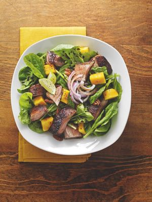 Recipes of the week: A couple of fancy salads
