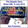 Artwork for The Skeptic Zone #298 - 6.July.2014