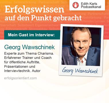 179 – Im Gespräch mit Georg Wawschinek