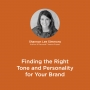 Artwork for Finding the right tone and personality for your brand