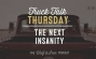 Artwork for The Next Insanity // TRUCK TALK THURSDAY