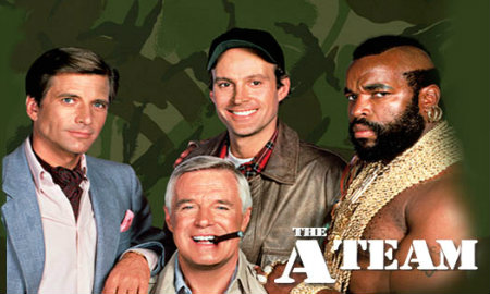 When the Music Stops: The A-Team - Room, Bath & Spider