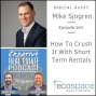 Artwork for 564- How To Crush It With Short Term Rentals - Mike Sjogren