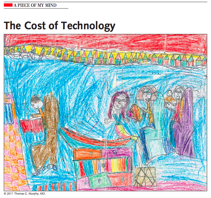 The Cost of Technology