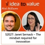 Artwork for S2E27: Janet Sernack - The mindset required for innovation