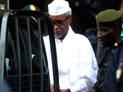 Former Leader of Chad and CIA Tool Denounces U.S. Imperialism at His Trial