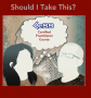 Artwork for Should I Take This? - Certified LeSS Practitioner with Chris Wistrom