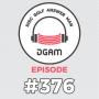 Artwork for DGAM 376 - Disc Golf Burnout