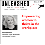 Artwork for 275. Gemma Toner on empowering women to thrive in the workplace
