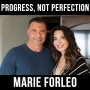 Artwork for Progress, Not Perfection- With Marie Forleo