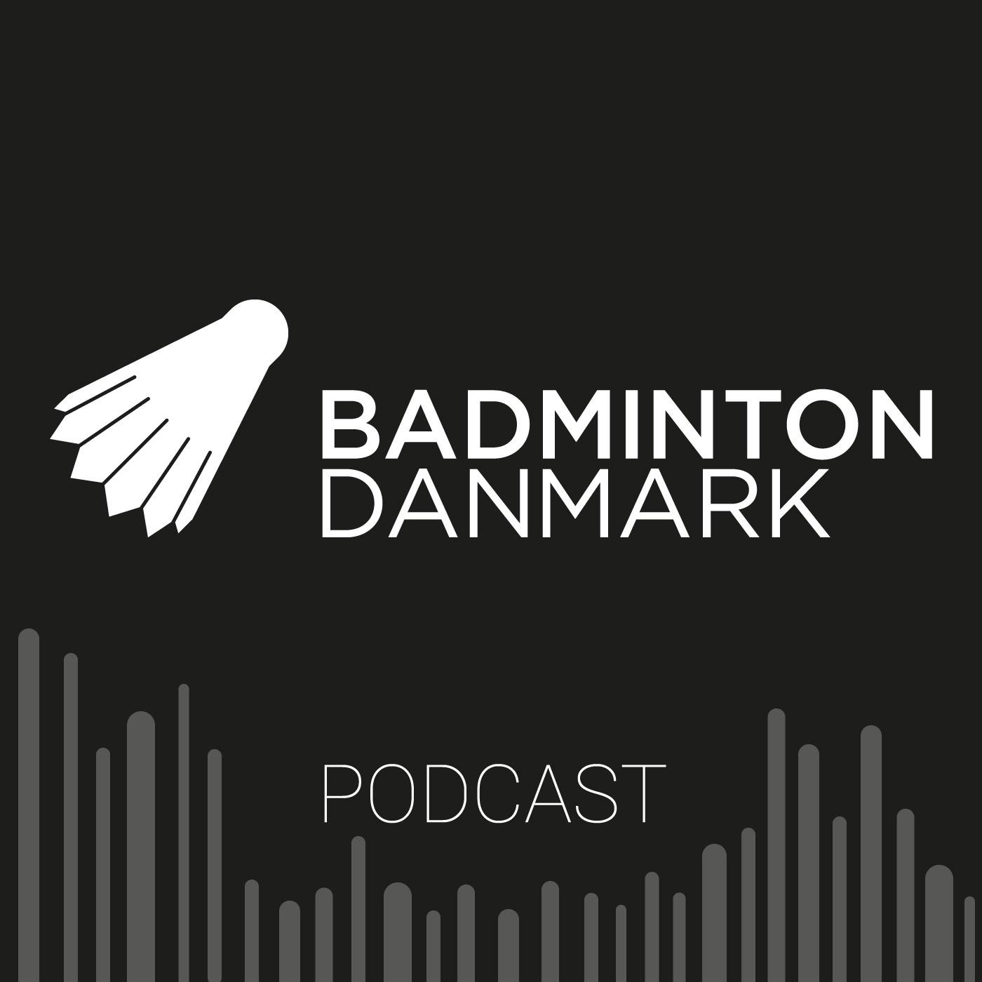 Badminton Danmark Podcast show art