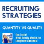 Artwork for RECRUITING Strategies that Work!
