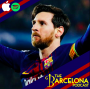 Artwork for Will Messi lead Barcelona to the Treble this season? Iniesta to China, Diana Kristinne and Valverde's influence [TBPod70]