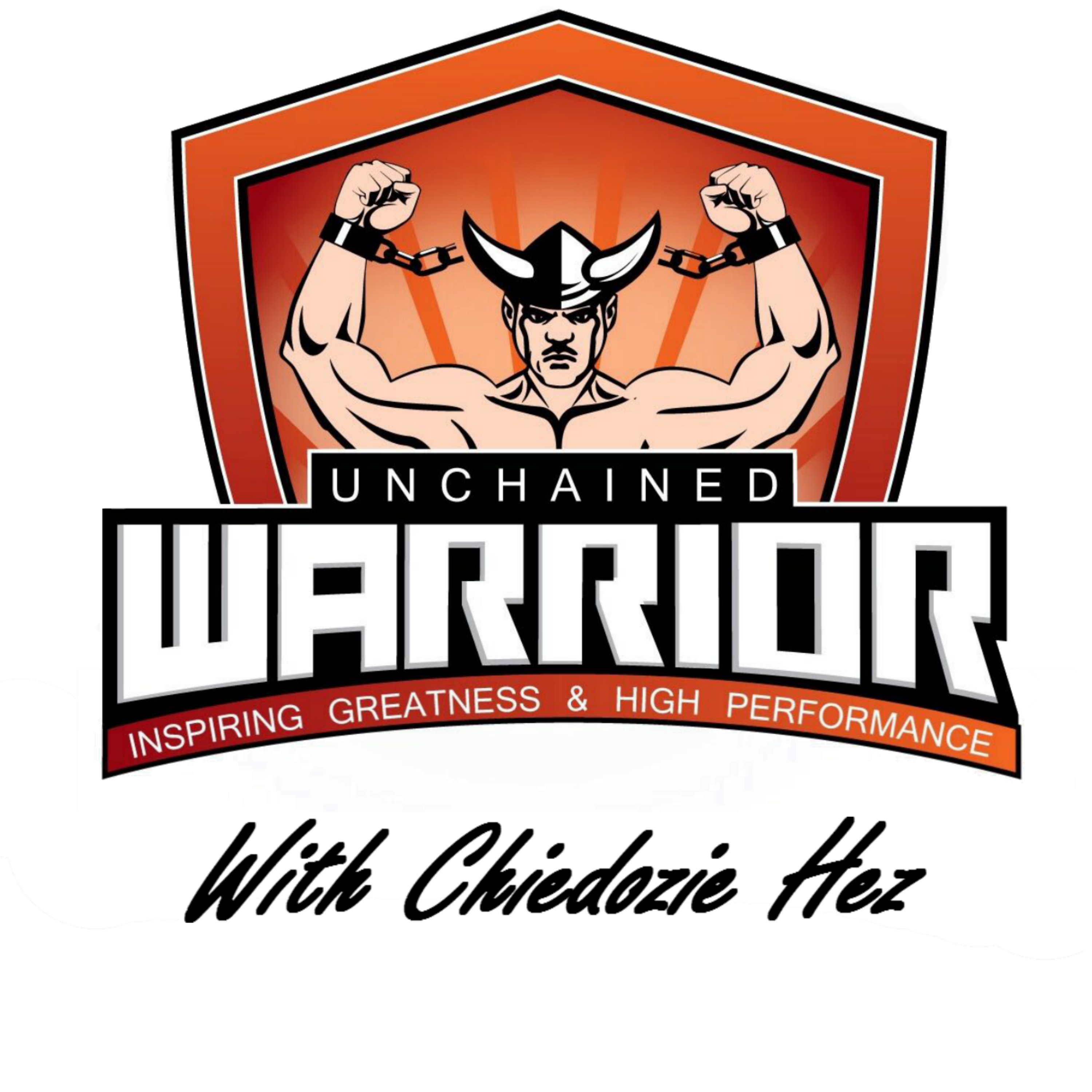 The Unchained Warrior Podcast show art