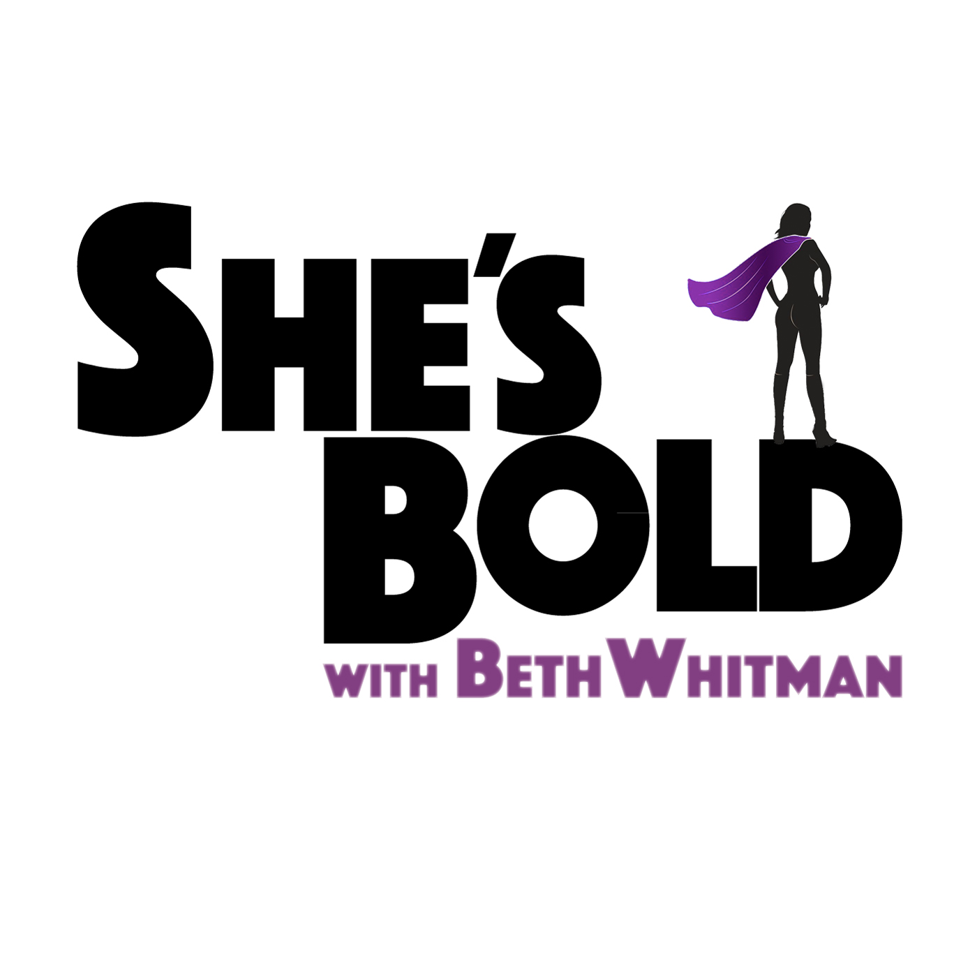 She's Bold with Beth Whitman show art