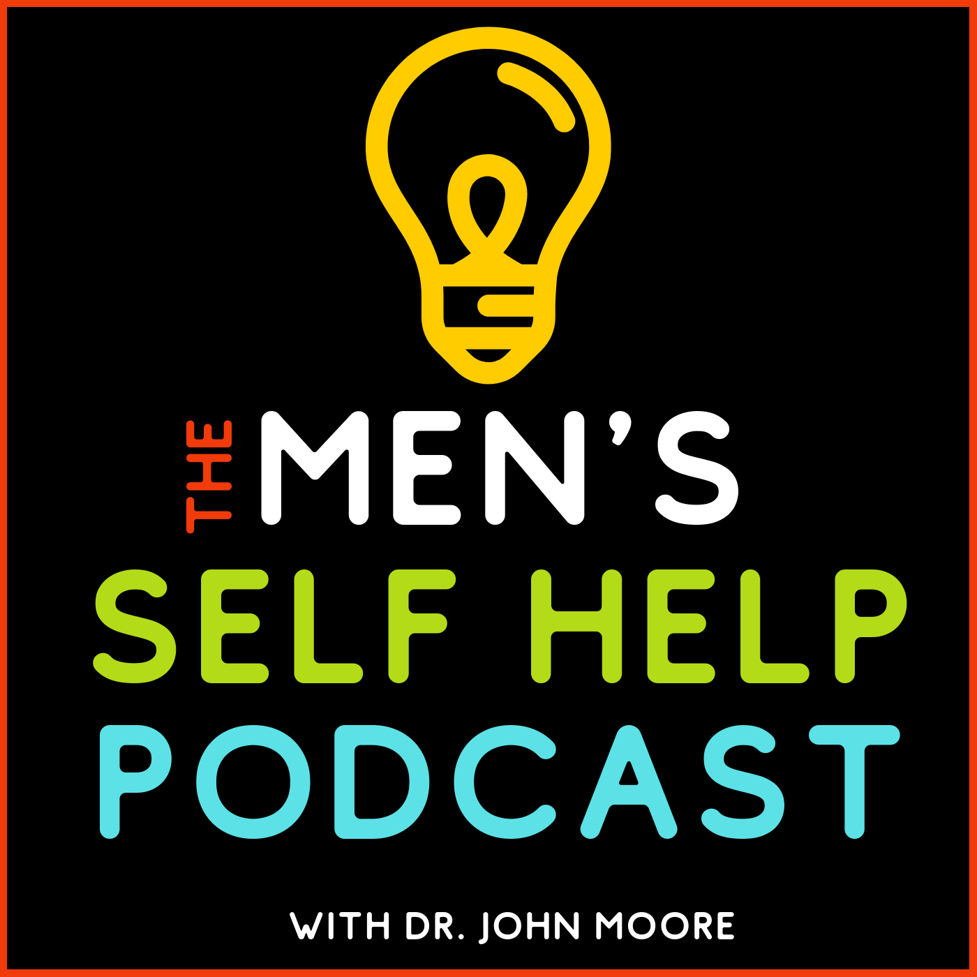 THE MEN'S SELF HELP PODCAST show art