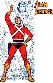 Heroes and Villains 91: Adam Strange with Ryan Higgins