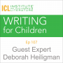 Artwork for Interview with Deborah Heiligman | Writing for Children 107
