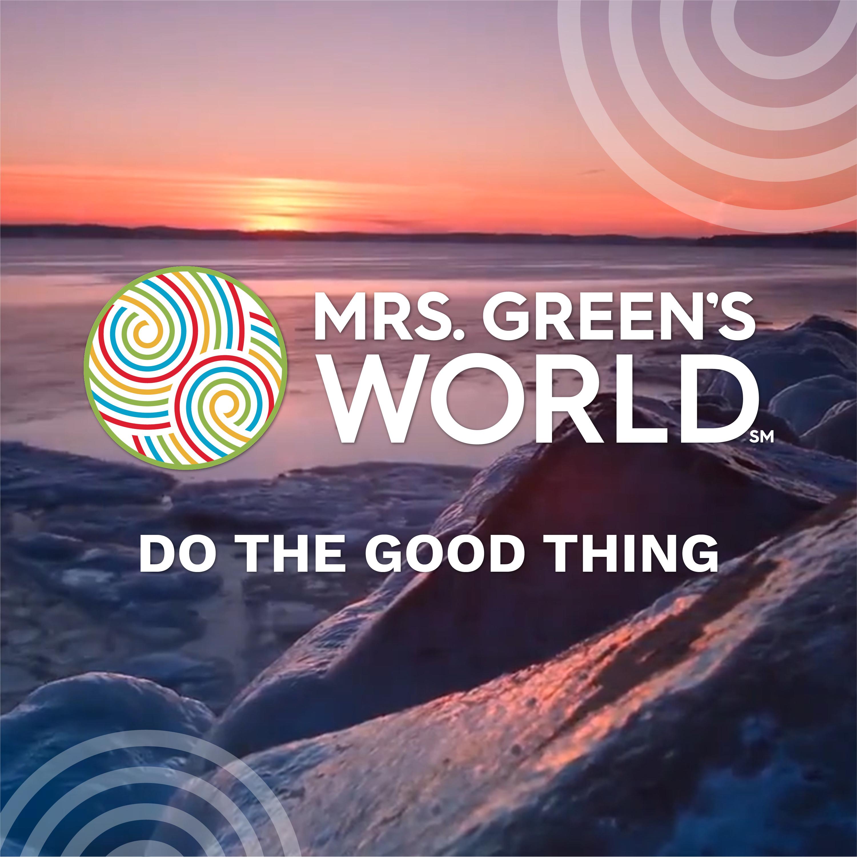 Mrs. Green's World Podcast