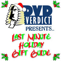 DVD Verdict 023 - Entertainment Docket for December 18