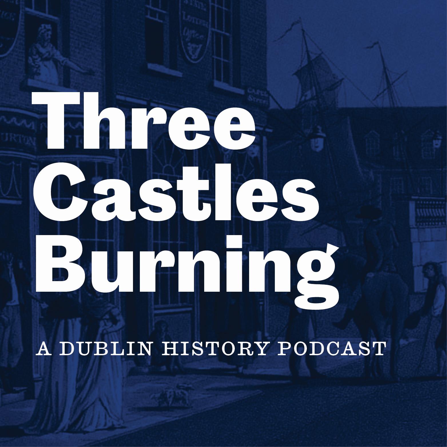 Three Castles Burning show art
