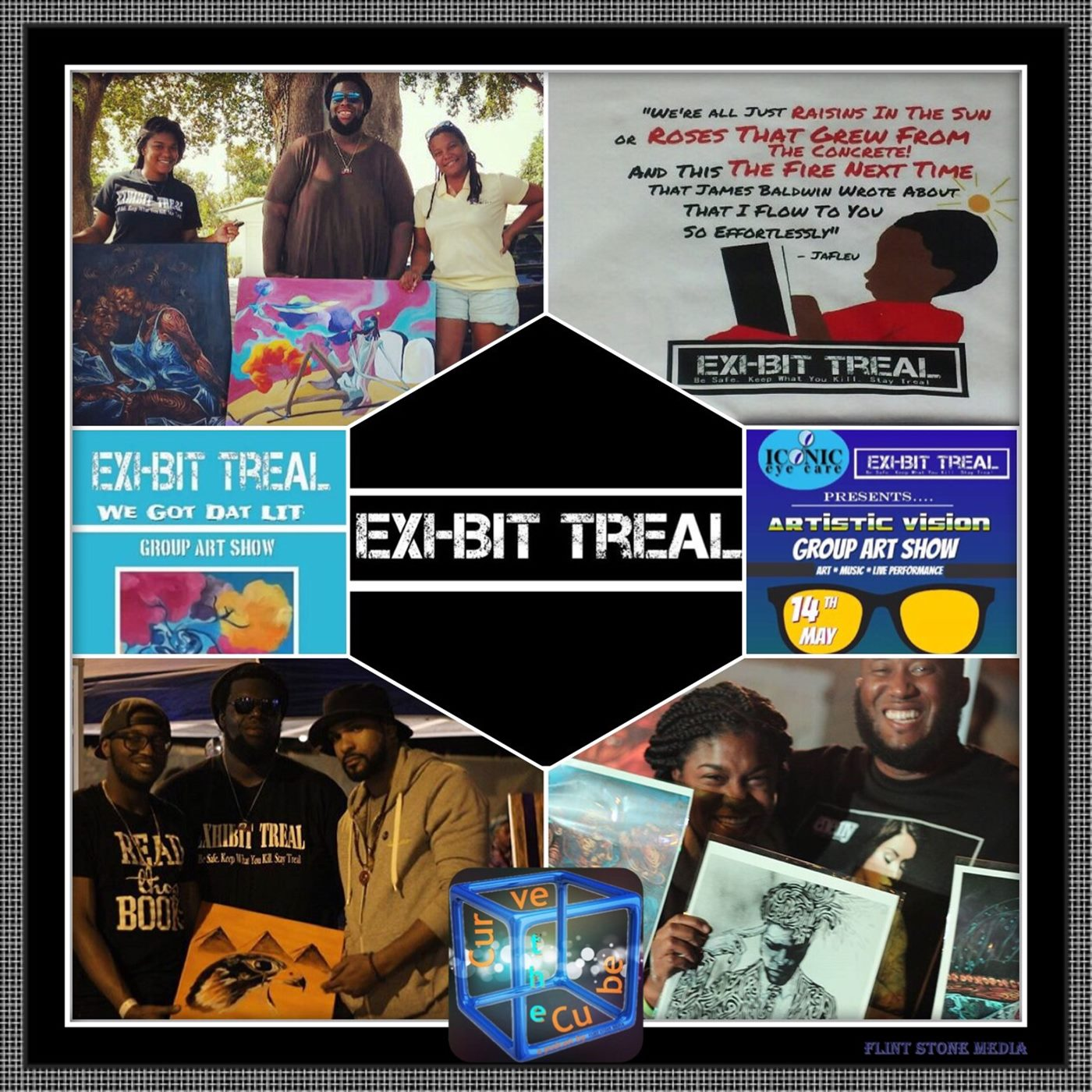 #69 – ARTISTS AND COMMUNITY ORGANIZERS – Exhibit Treal – 2016-03-26