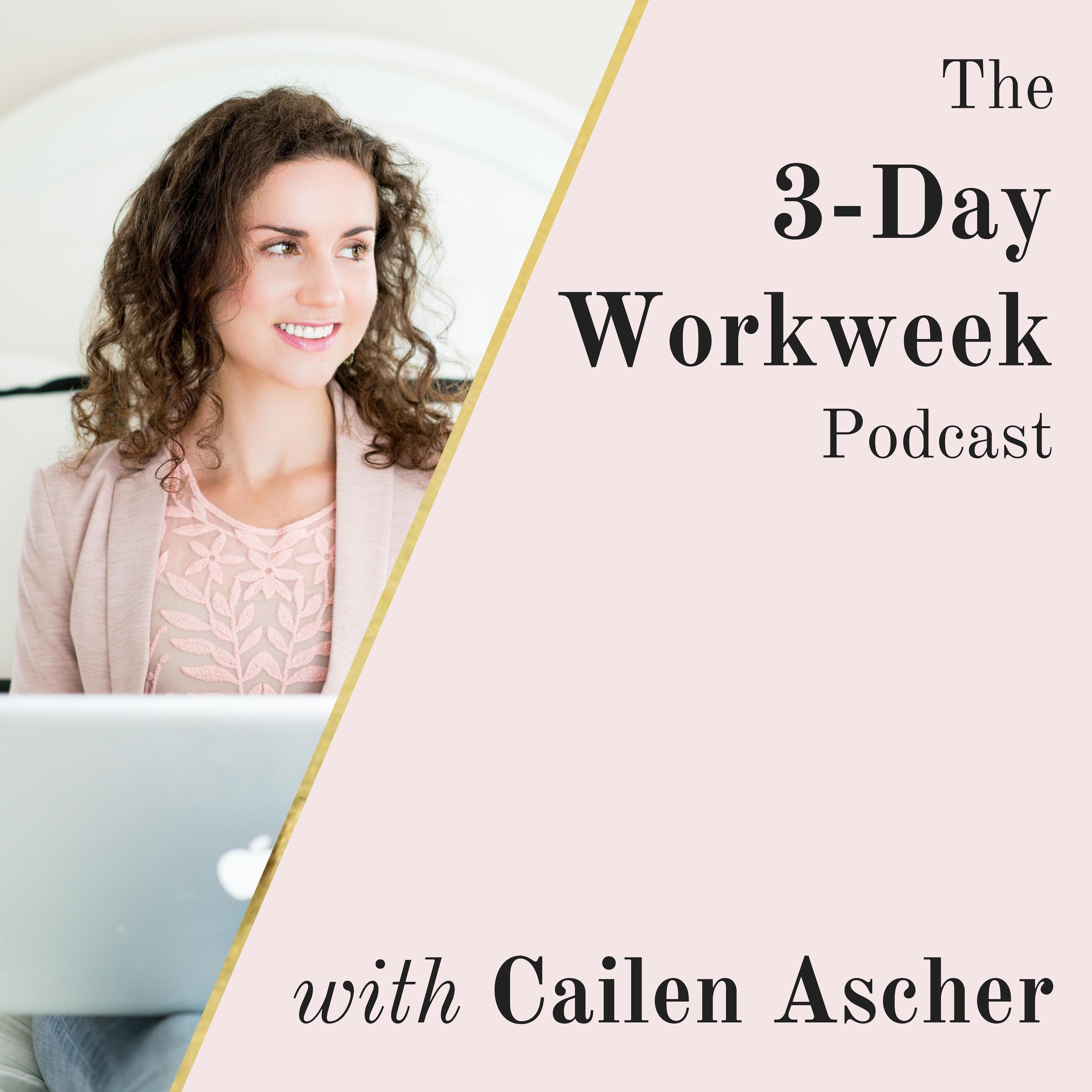 The 3-Day Workweek Podcast show art