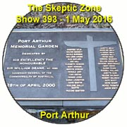 The Skeptic Zone #393 - 1.May.2016