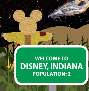 Disney, Indiana - Episode 005 - Light Speed to Endor!