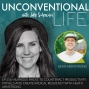 Artwork for EP:156 Hilarious Hacks To Counteract Productivity Pitfalls and Create Radical Resiliency with Heath Armstrong