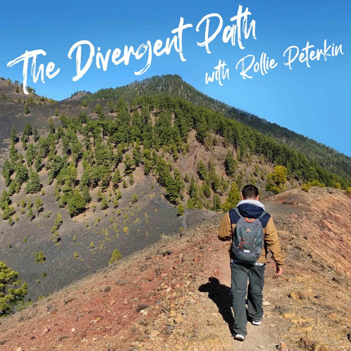 The Divergent Path with Rollie Peterkin show art