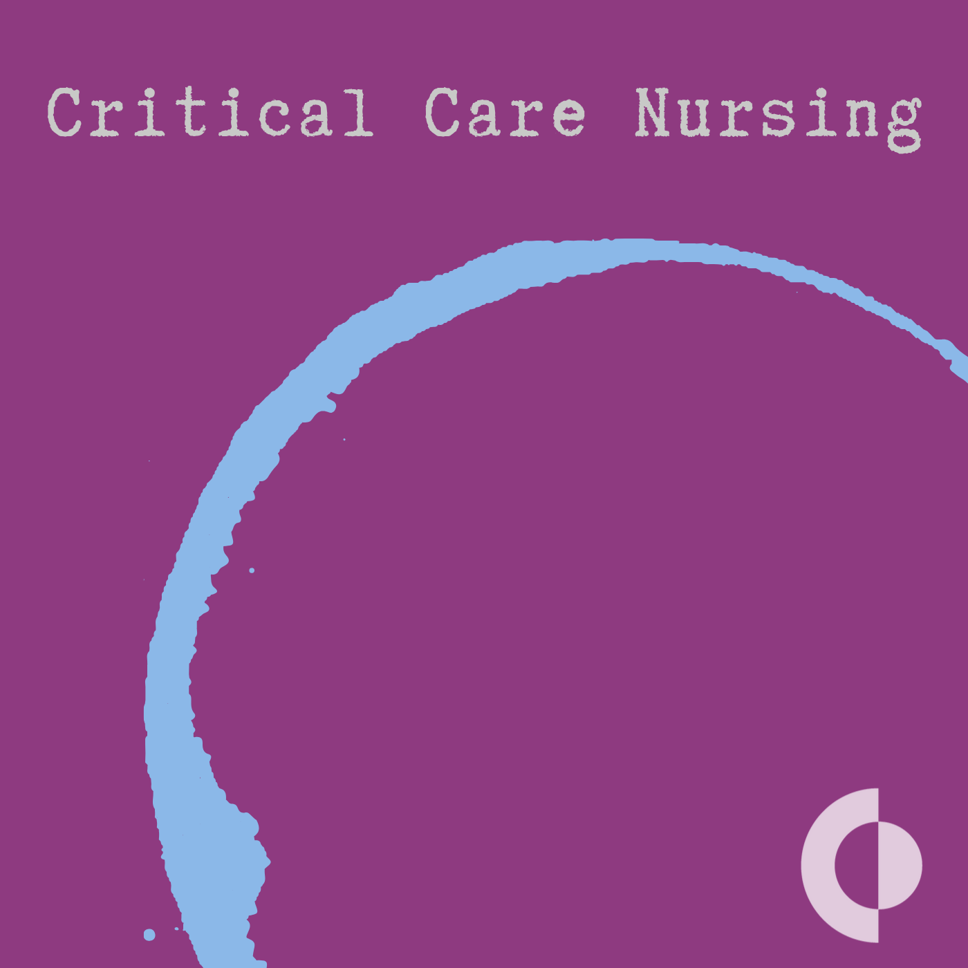Continulus Critical Care Nursing show art