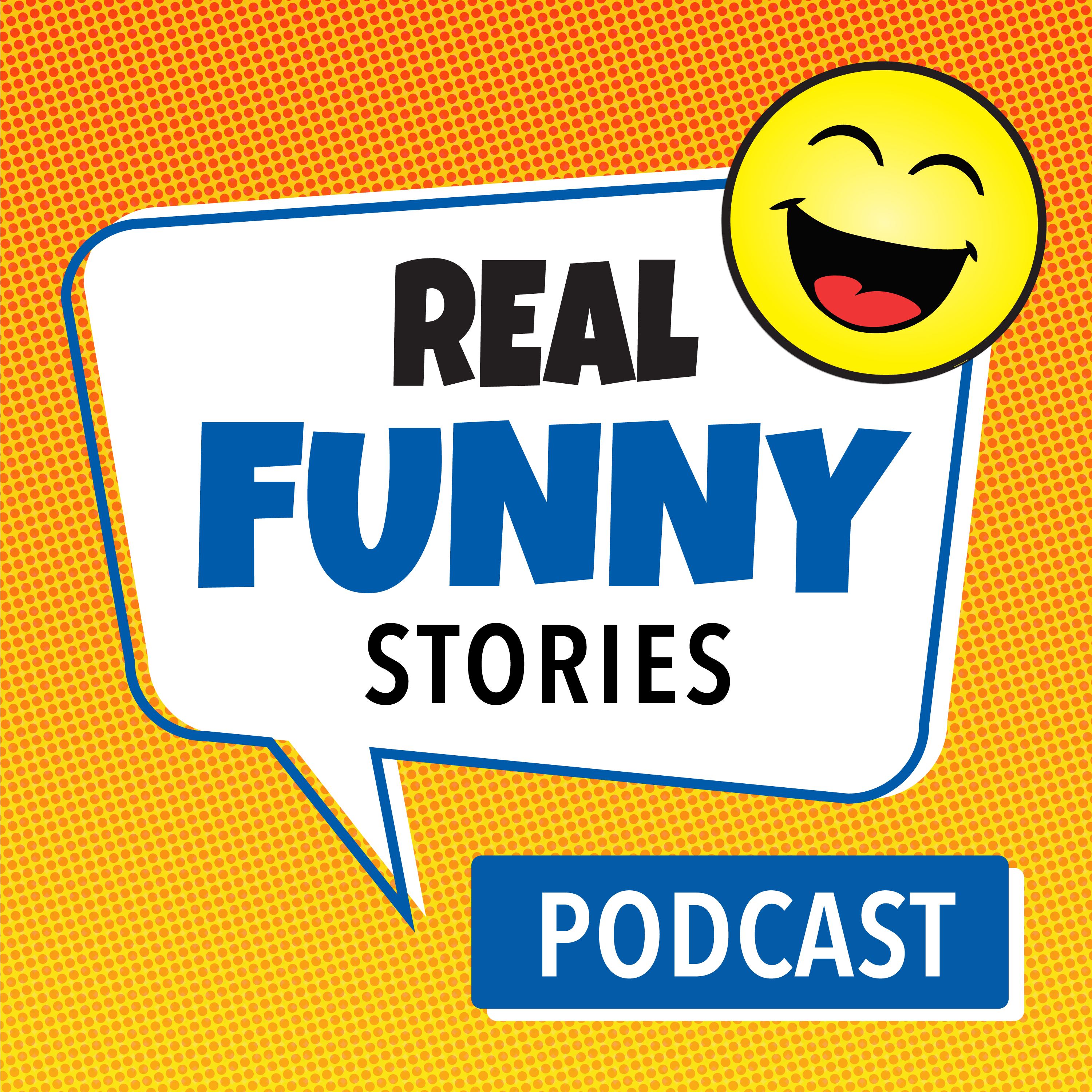 Real Funny Stories show art