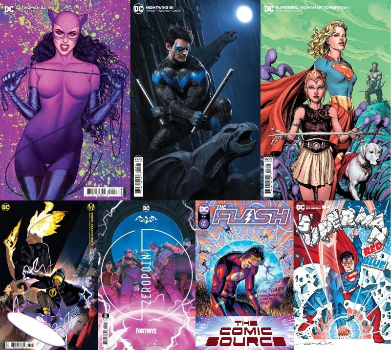DC Spotlight June 15, 2021 Releases
