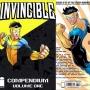 Artwork for Invincible Compendium 1 (#0-#47): Comic Capers Episode #14