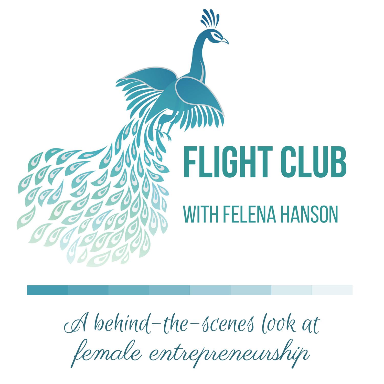 Flight Club show art
