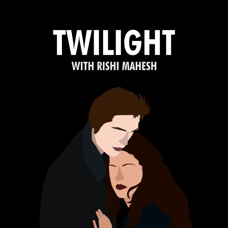 8. Flora's International Filmclub – Twilight (with Rishi Mahesh) show art